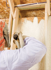 Daytona Beach Spray Foam Insulation Services and Benefits